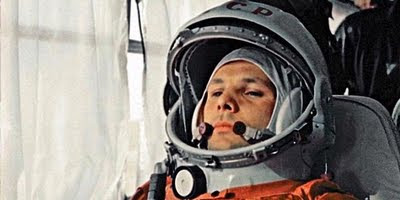 Yuri Gagarin, firt man spaceflight
