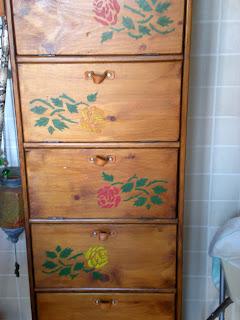 Perline e bottoni vernice effetto lavagna - Vernice per mobili ikea ...