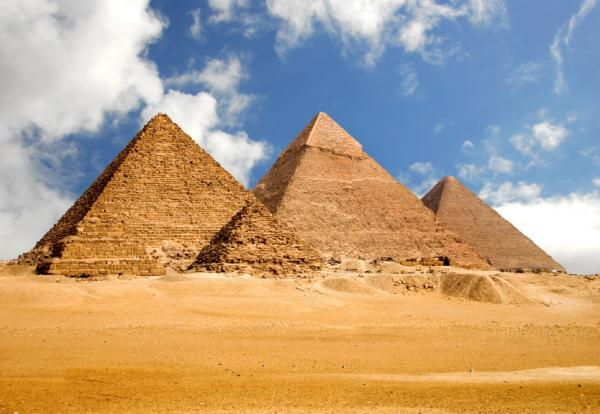 pyramids of egypt facts