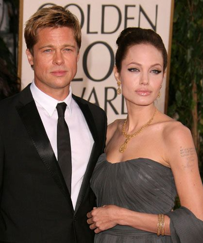 angelina jolie and brad pitt 2011. Angelina Jolie and Brad Pitt