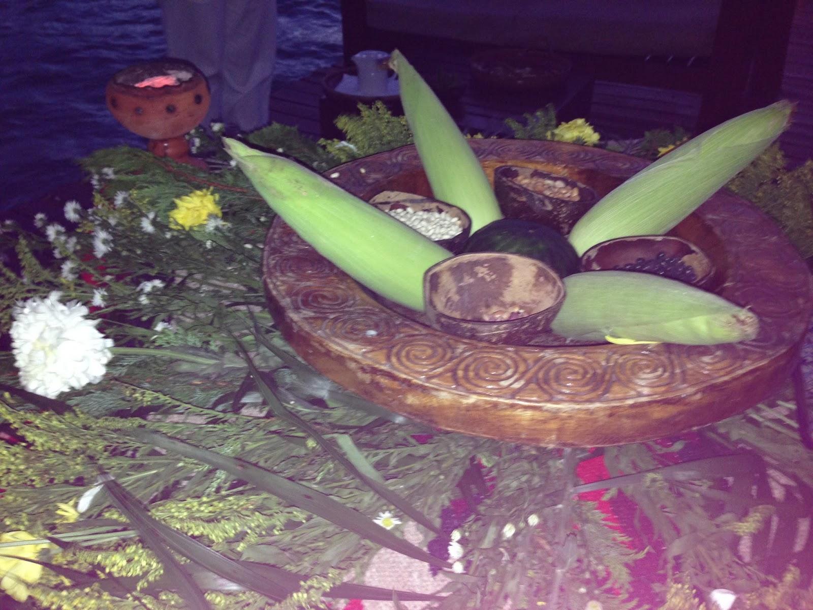 Ceremonia de boda maya