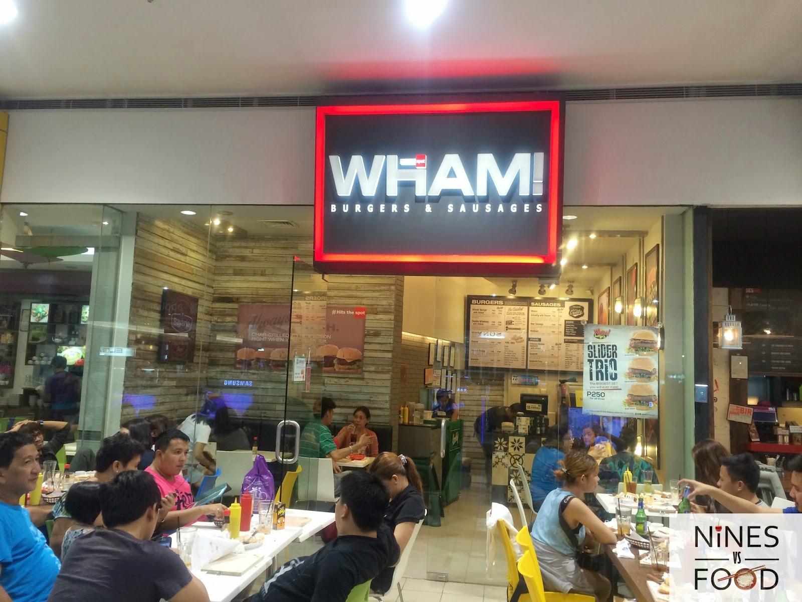 Nines vs Food - Wham! Burgers and Sausages-1.jpg