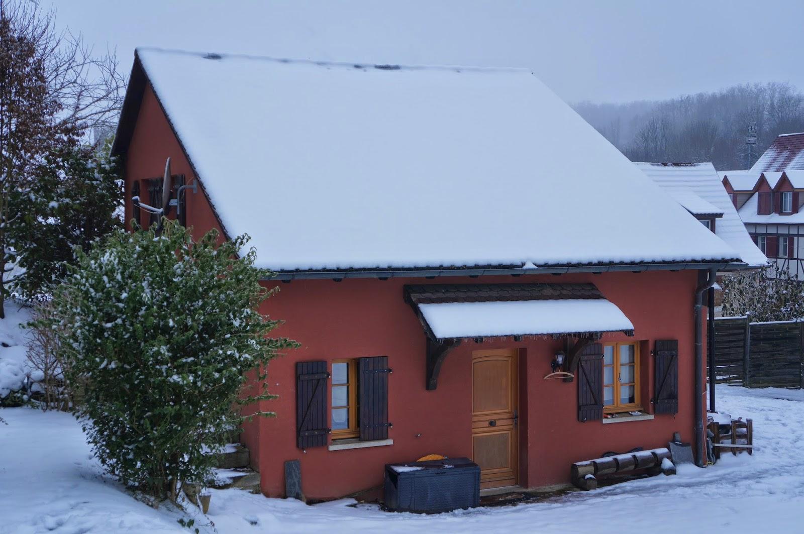 La seconde maison avec un appartement maison for 7 a la maison episodes