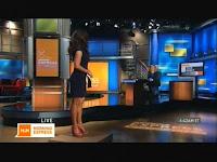 Robin Meade Butt and Legs full body with heels