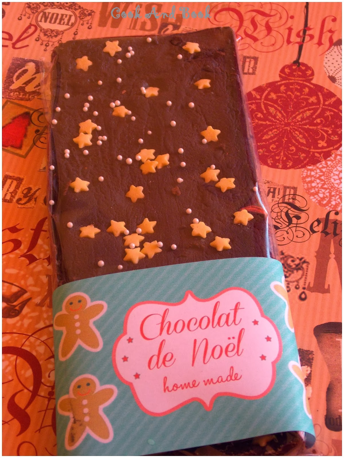 Célèbre Cook and Book: Chocolats à offrir : en tablette ou individuels ? UC67