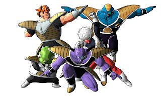 dragon ball z battle of z artwork 1 Dragon Ball Z: Battle of Z (360/PS3/PSV)   Artwork & Screenshots