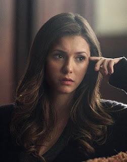 Nina Dobrev has exited The Vampire Diaries