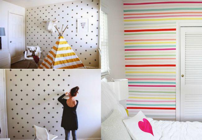 mcompany style 7 ideas para decorar una pared