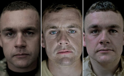 cambios de rostro por la guerra