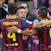 اهداف مباراة برشلونة و التشي 4-0 - الدوري الاسباني-