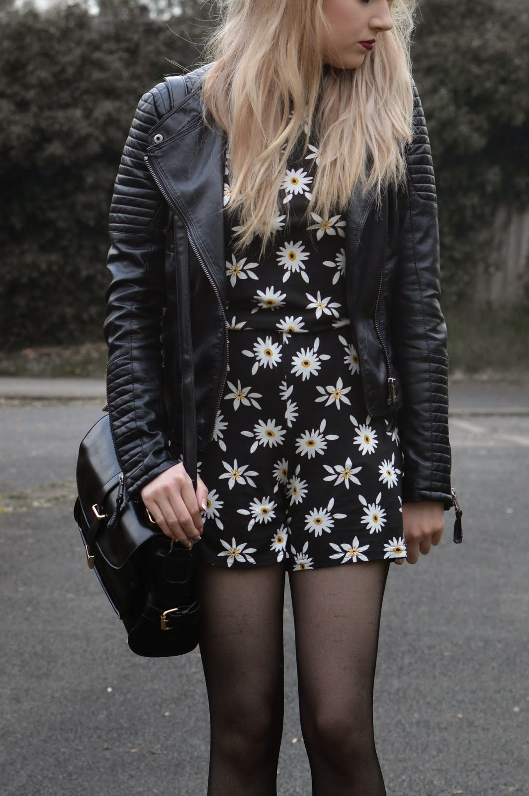 Sammi Jackson - Daisy Playsuit Look 2