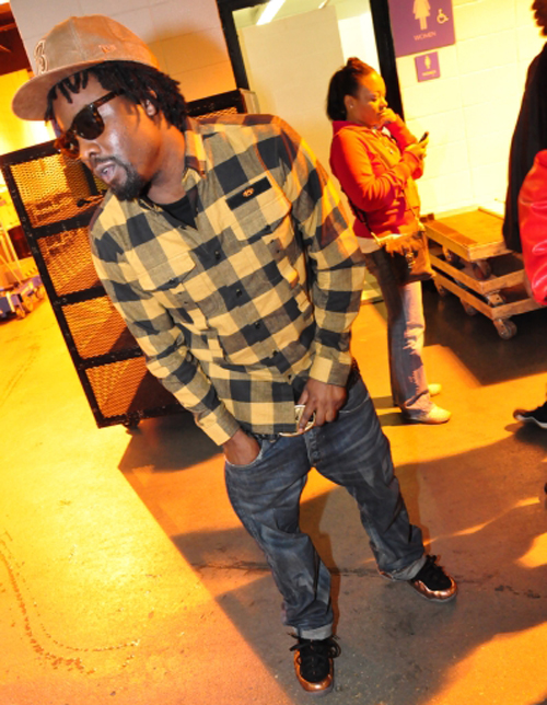 Wale Hits Us With Another Early Release on pewter foamposites