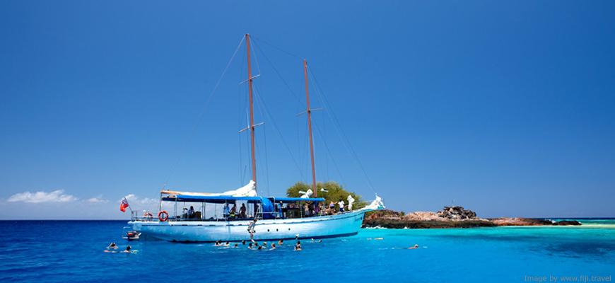 Fiji Islands Sailing
