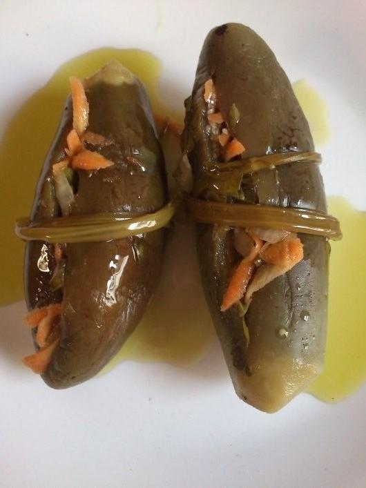 Μελιτζανάκι τουρσί