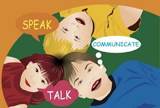 speaking talking dan communicating sebagai cara belajar bahasa inggris