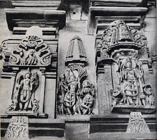 Hoysala Temples - Belur Temple Wall (Outside)