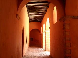 Arcos Convento Conkal Yucatan