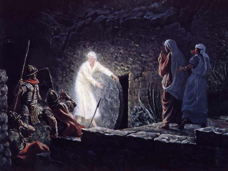 essay on the resurrection of jesus christ