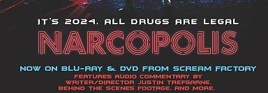 Director/Writer Justin Trefgarne Chats 'Narcopolis'