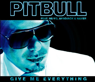Pitbull Give Me Everything HD Wallpaper