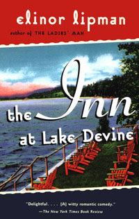 Book cover of The Inn at Lake Devine by Elinor Lipman