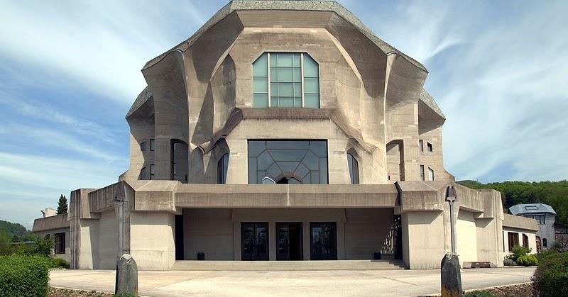 Atrio illuminati teosof a de los rosacruces conferencia xiv la iniciacion - Modern architectural trio ...