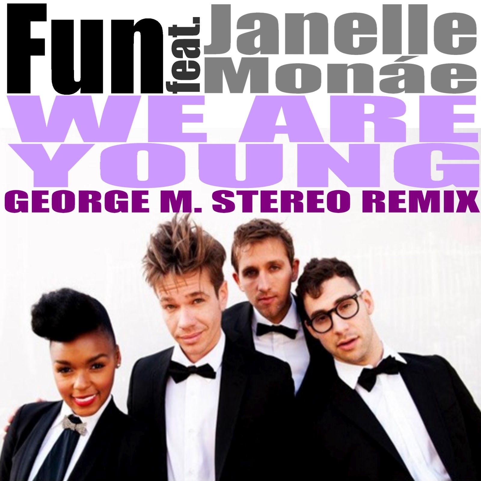 We are young george m stereo remix