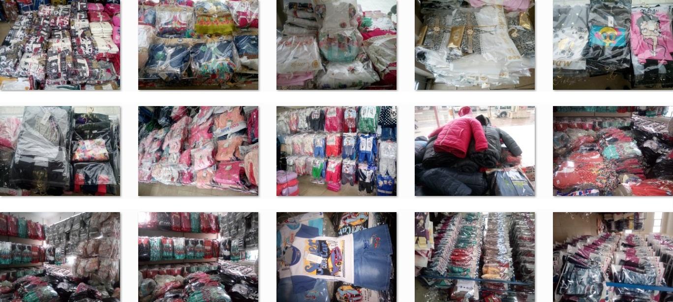 Оптовая продажа одежды от производителя