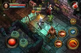 Download Game Android Dungeon Hunter 4 APK+DATA