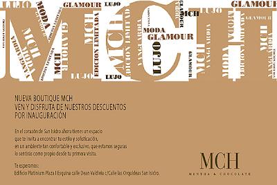 MENTHA & CHOCOLATE PLATINIUM OFERTAS