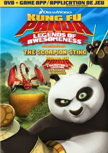 Kung Fu Panda: The Scorpion Sting – DVDRIP LATINO
