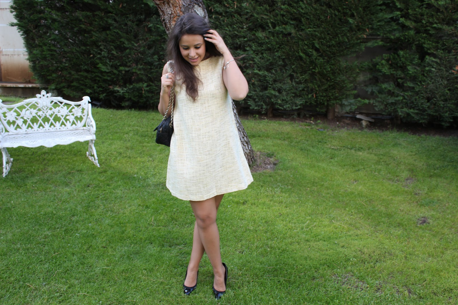 Como hacer un vestido blanco sencillo
