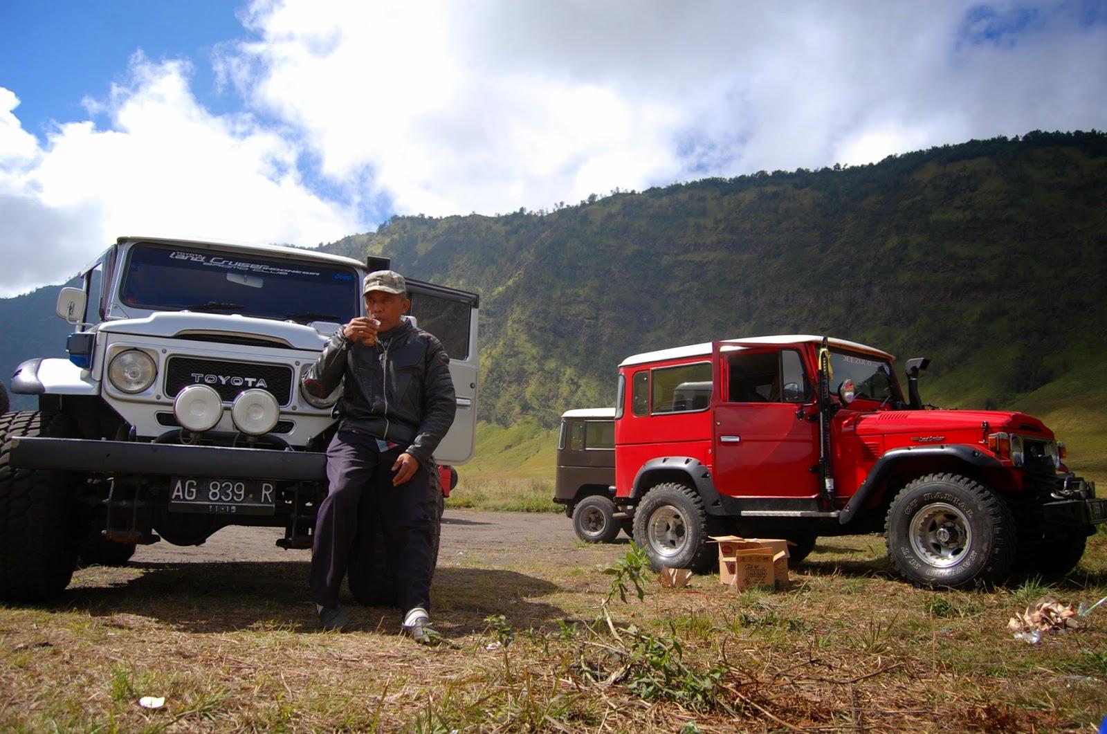 Menjelajahi Gunung Bromo Yang Eksotis
