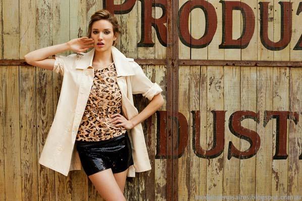 Tucci moda verano 2014