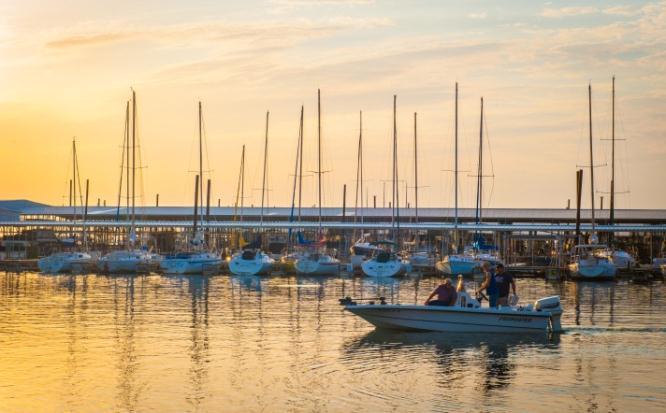 Jean sarandos robb for Lake lewisville fishing