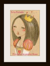 La princesa del pijama rosa