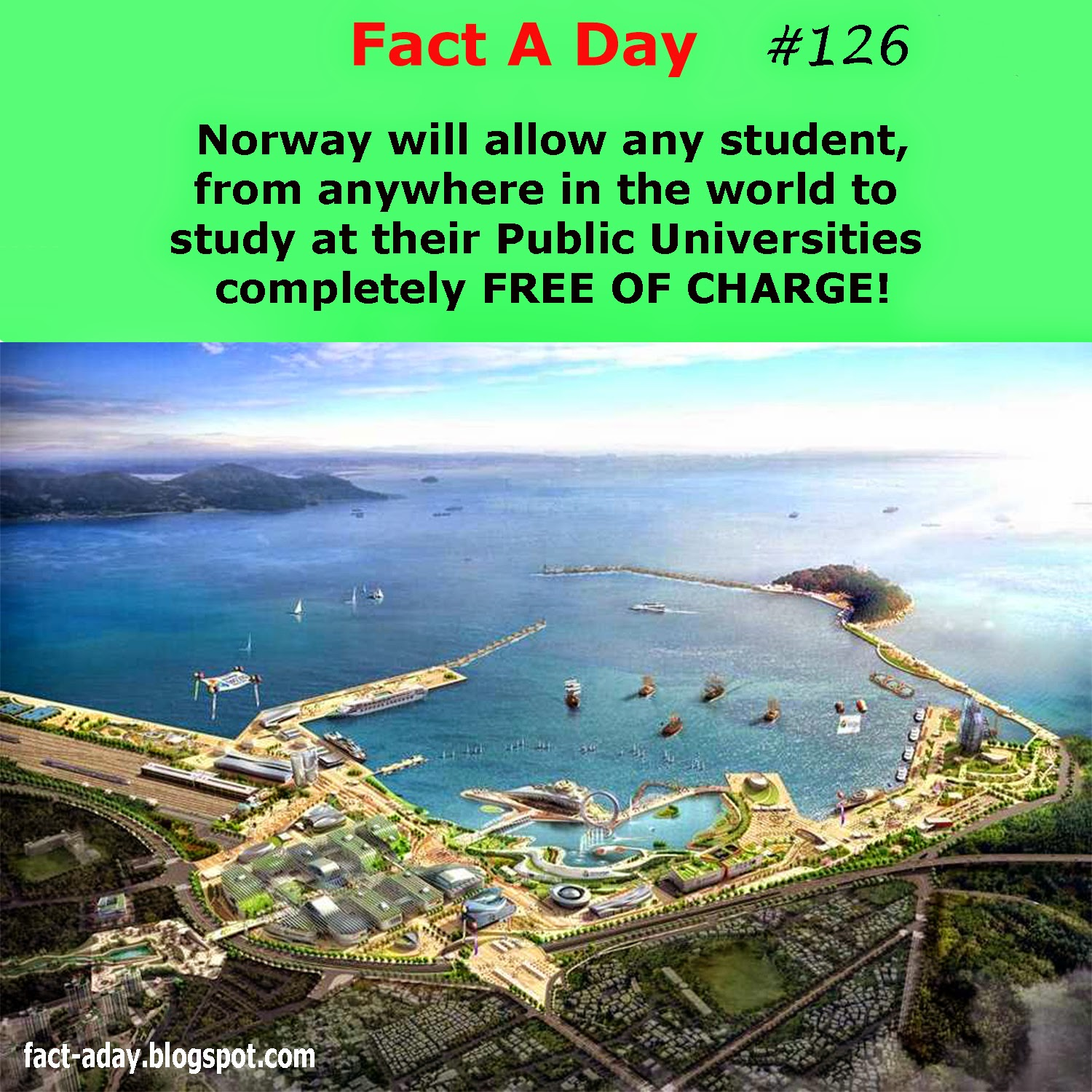 norway-university-free-to-any-student