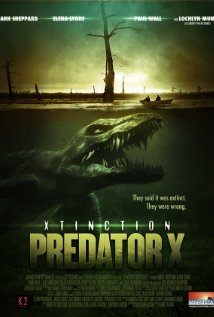 Sinopsis Film Xtinction: Predator X