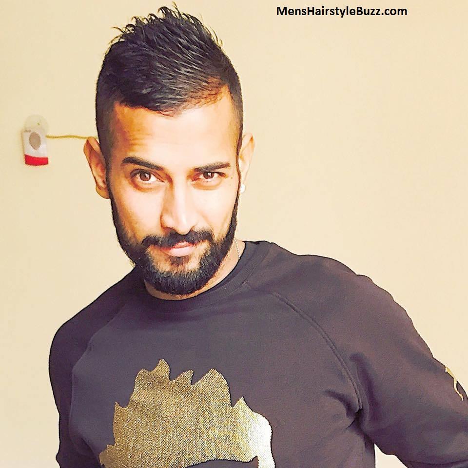 Punjabi Boys Hairstyle