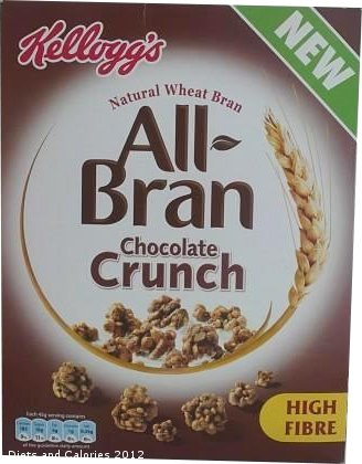 Kellogg S All Bran Chocolate Crunch
