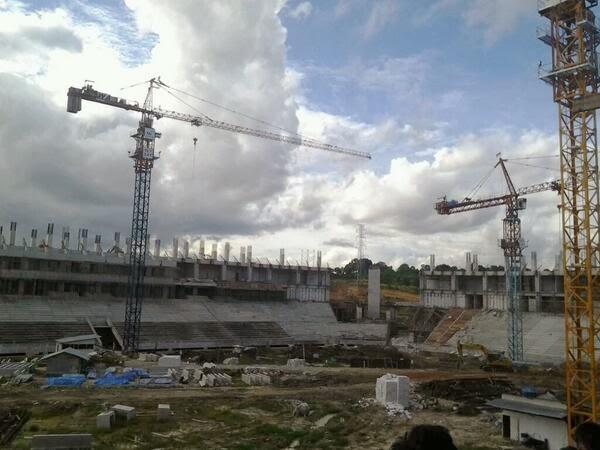 Stadion Batakan Balikpapan Persiba