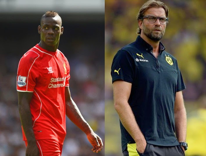 Balotelli goal in BPL or Klopp sacking: Which incident will happen first?