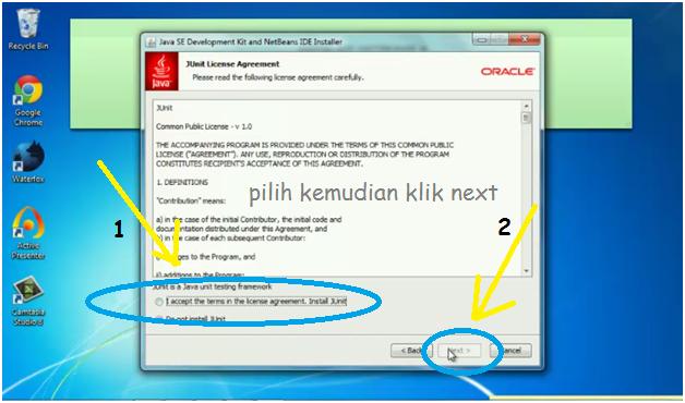 Cara Instal Netbeans 8 Di Windows 7 Gampang
