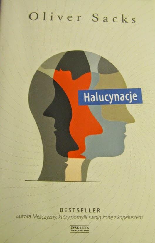 okładka ksiażki halucynacje