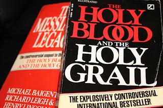 The Holy Grail, Da Vinci Code, Bible, Conspiracy