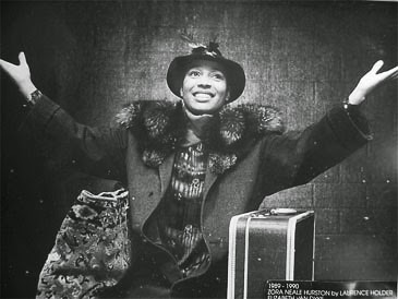 Zora Neale Hurston- Harlem Renaissance Author