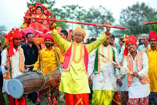 Crazy Indian Wedding