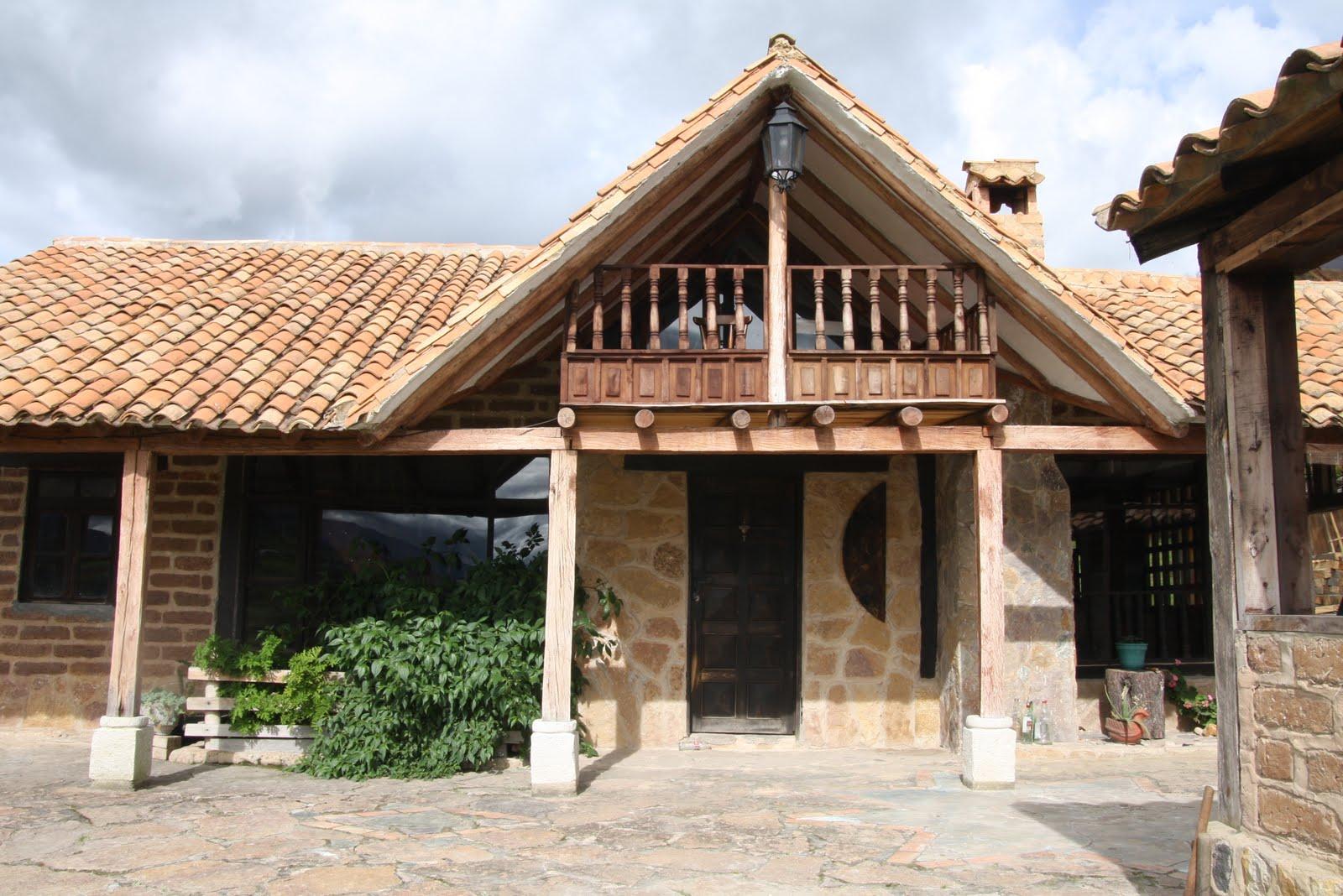 Square it inmobiliaria clasificaci n de las viviendas for Casas rusticas de ladrillo