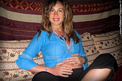 Rebecca nella pancia prima volta in Egitto 2013 rebeccatrex