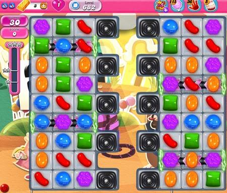 Candy Crush Saga 682